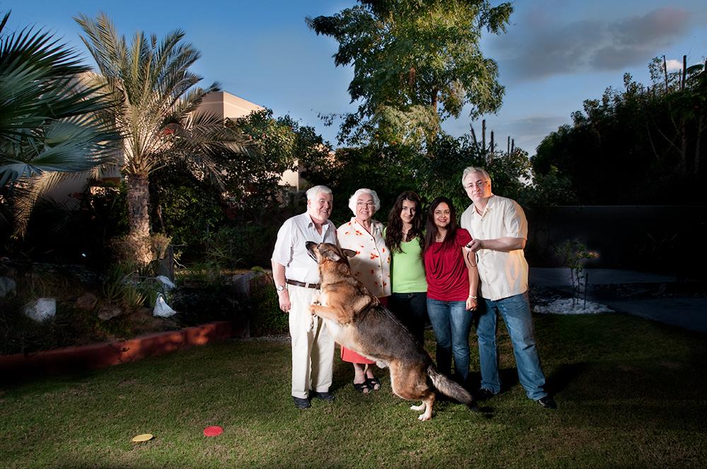 Familienfoto 2011