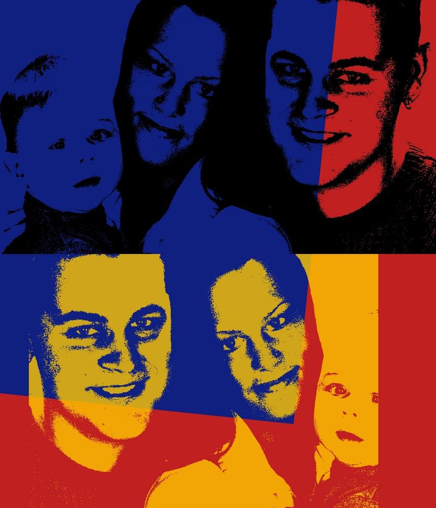 Familienglück. ................Verstehen, annehmen, lieben.............