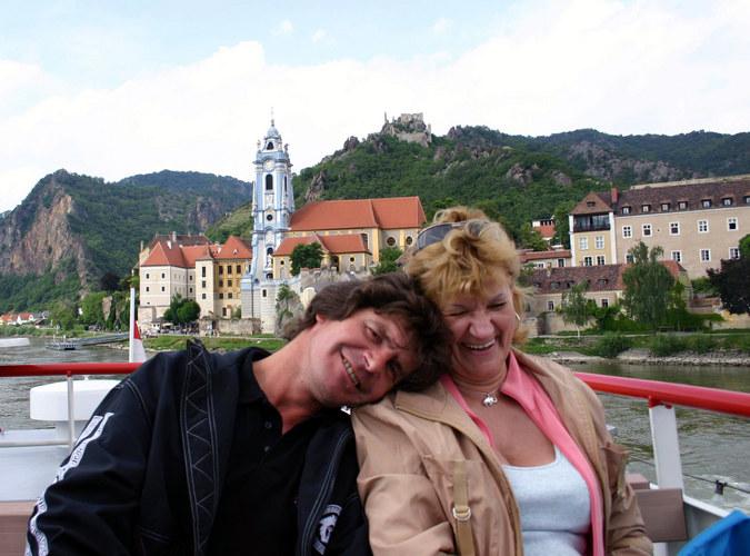 Familienidylle in Dürnstein