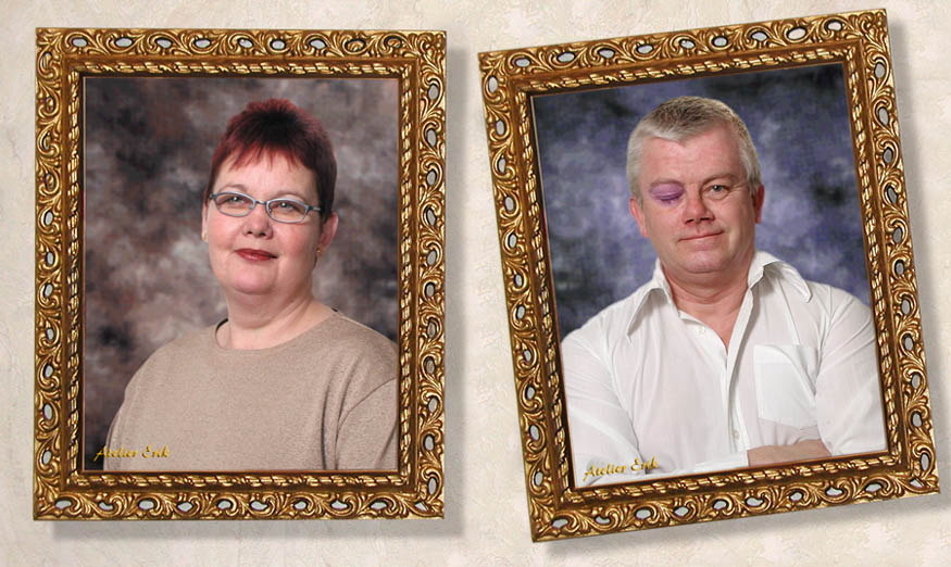 Family portrait #2