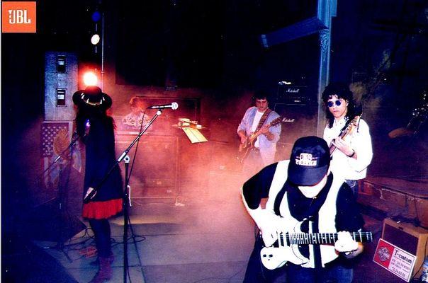 FAMILY SPIRIT 70's pop rock band en concert