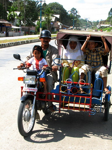 Family-Van made in Indonesia