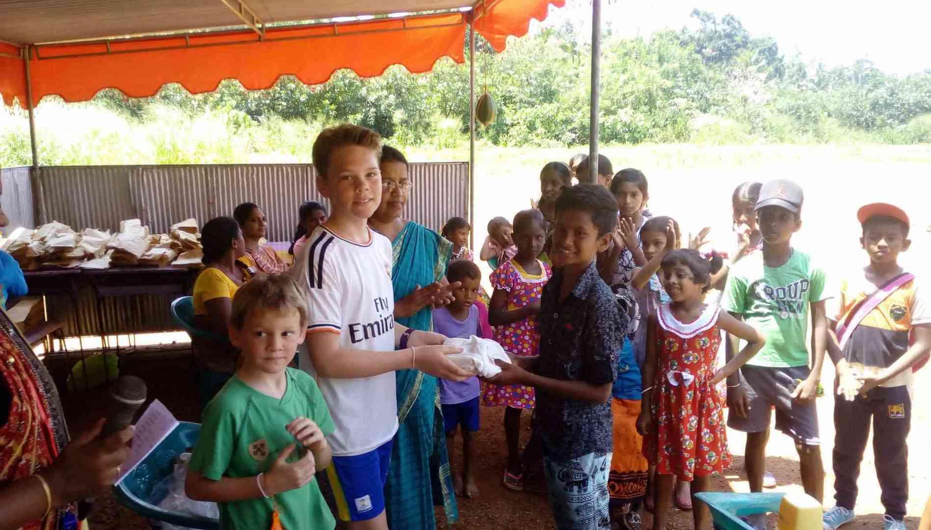Family-Volunteering