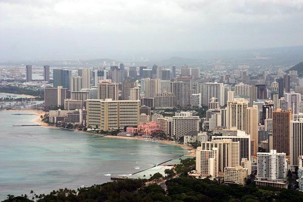 Famous Waikiki