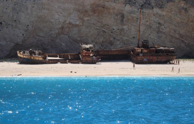 famous wreck @ zakynthos 2005