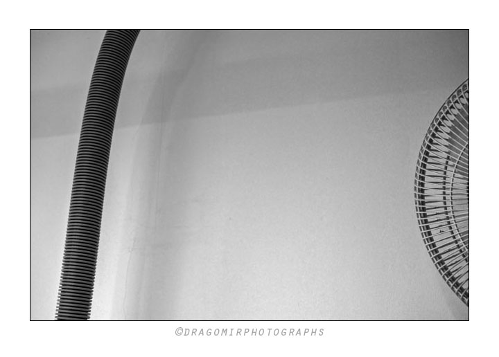 Fan and Hose