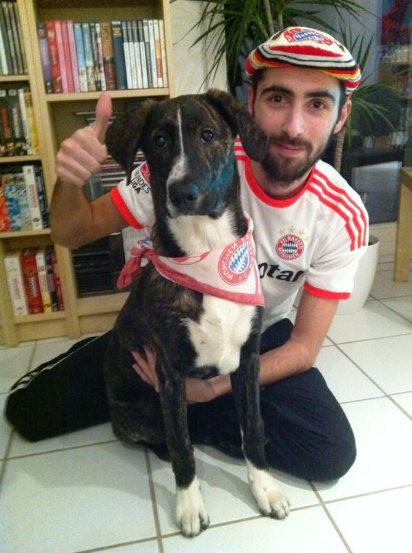 Fan Duo FC Bayern München