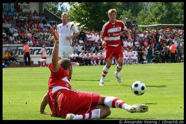 Fanclub Nabburg/Oberpfalz vs. FC Bayern