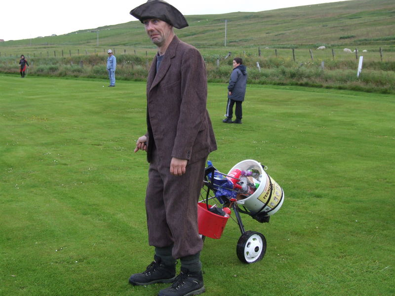 Fancy Dress Golf