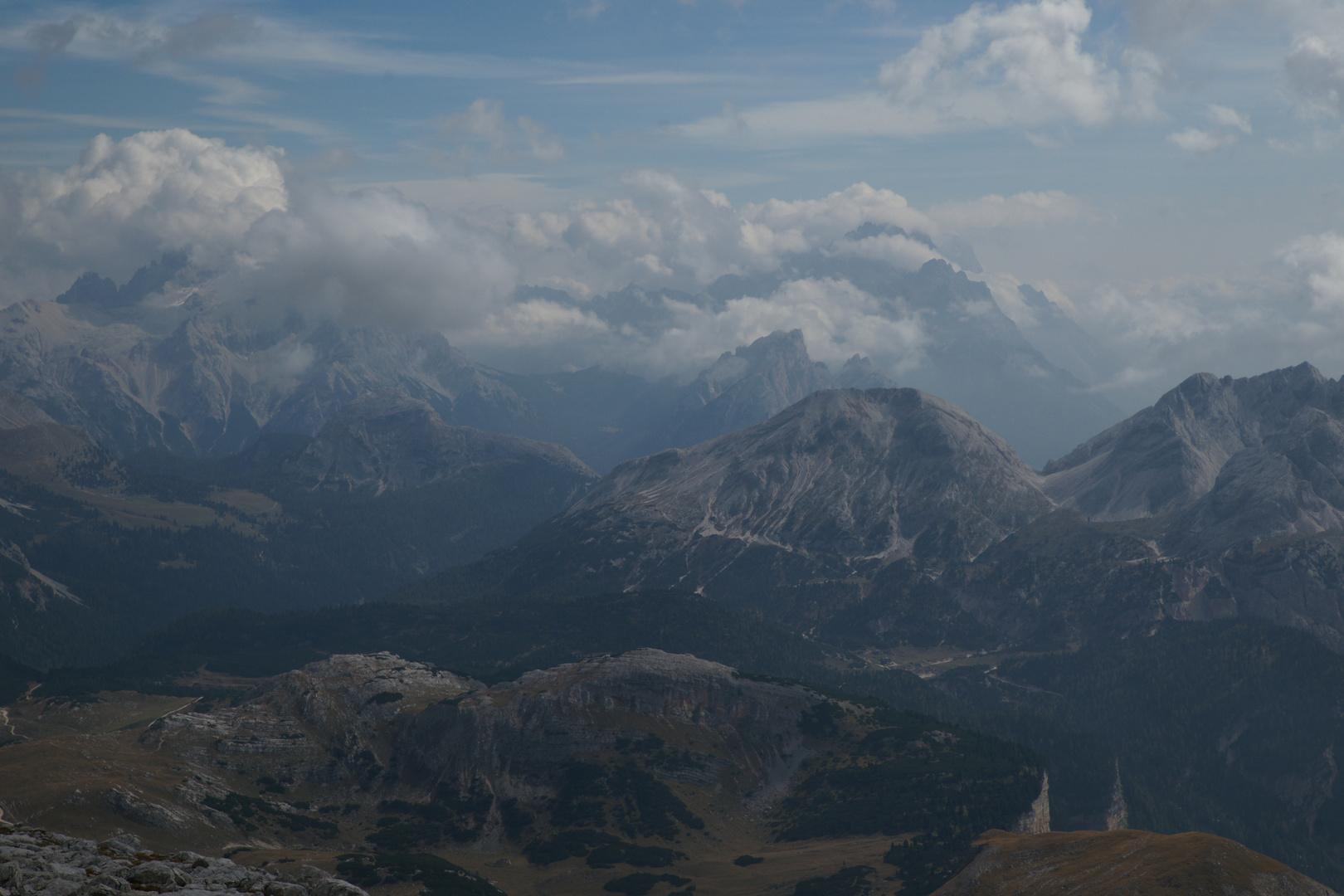 Fanes Naturpark Dolomiten