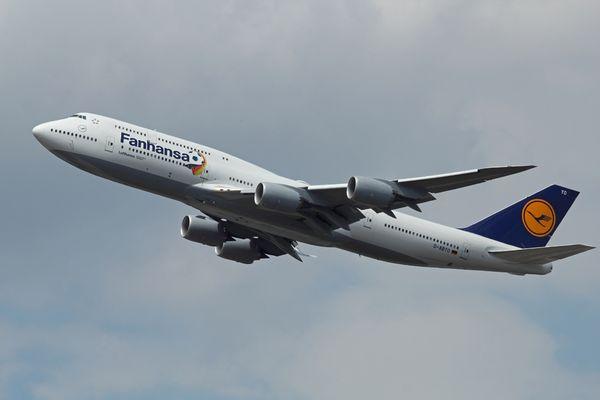 Fanhansa 747-8I