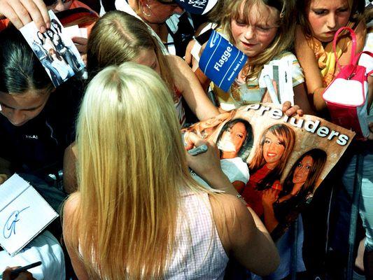 Fans und Idole