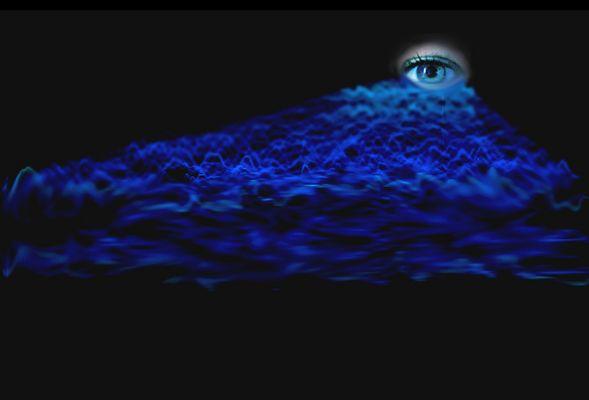 Fantasie blue für Jenny