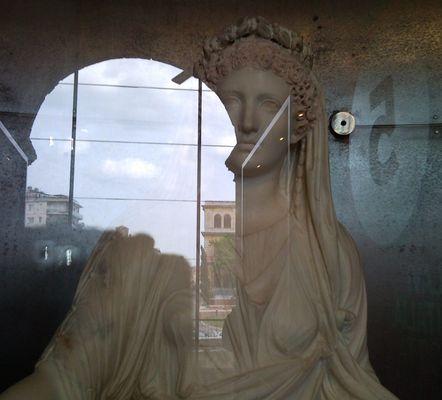 Fantasma a Roma?