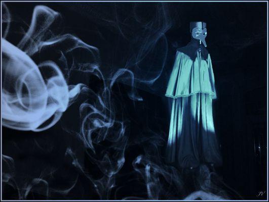 ..fantasma azul