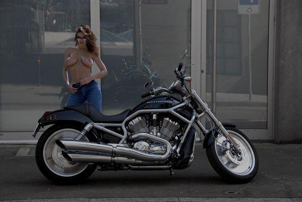 Fantasme de motard