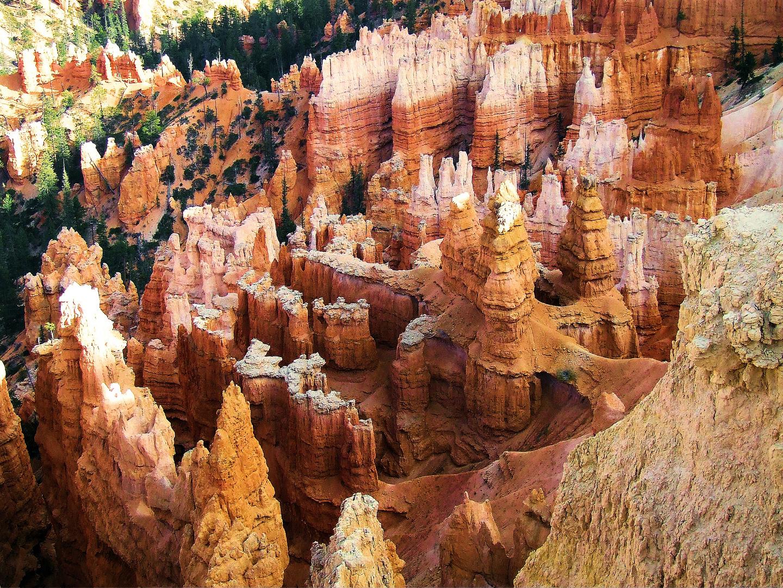 fantastic bryce canyon