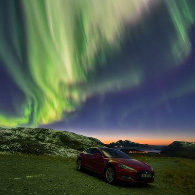 Fantastisches Nordlicht...