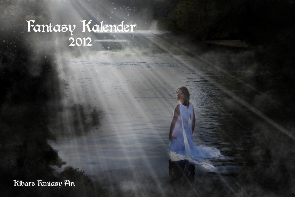 Fantasy Kalender 2012
