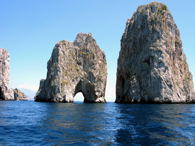 Farallones de Capri - Italia