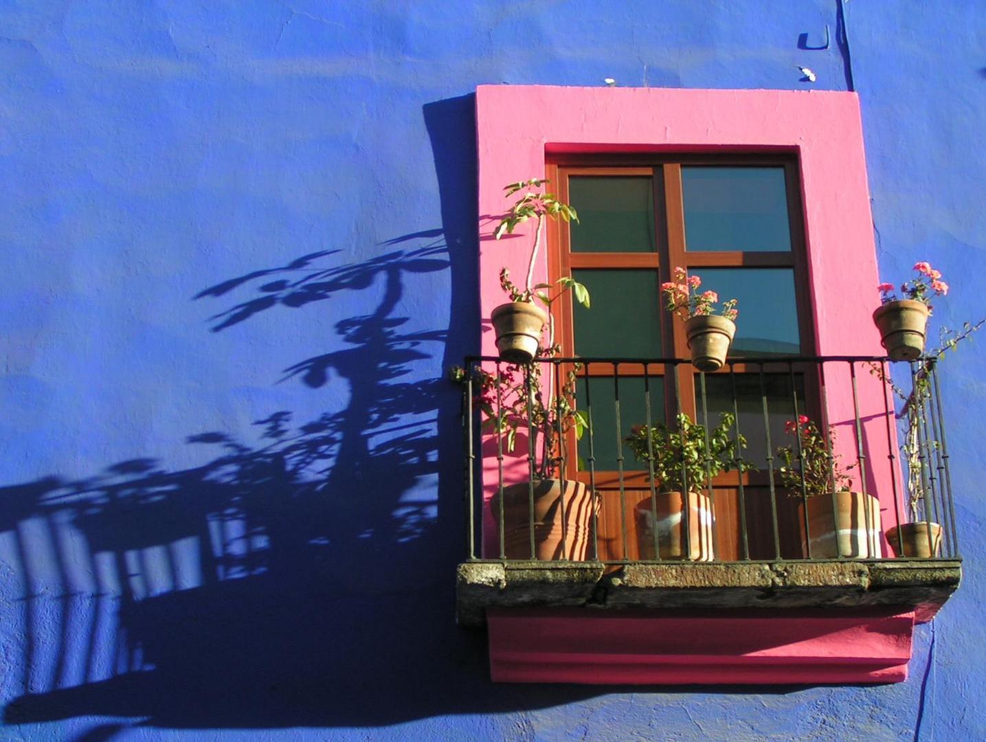 Farbe in Mexiko 21