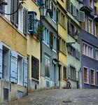 Farbe in Zürich