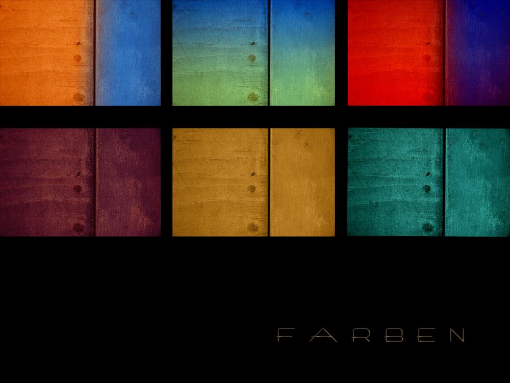 ...Farben............