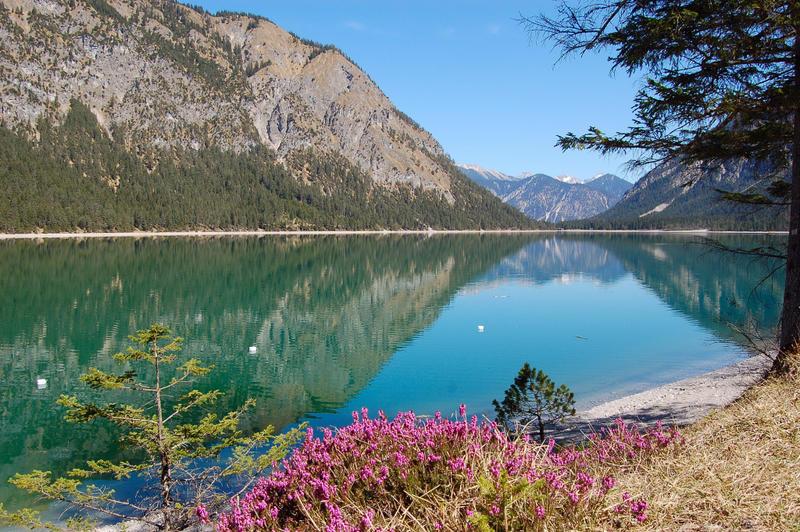 Farben am Heiterwanger See