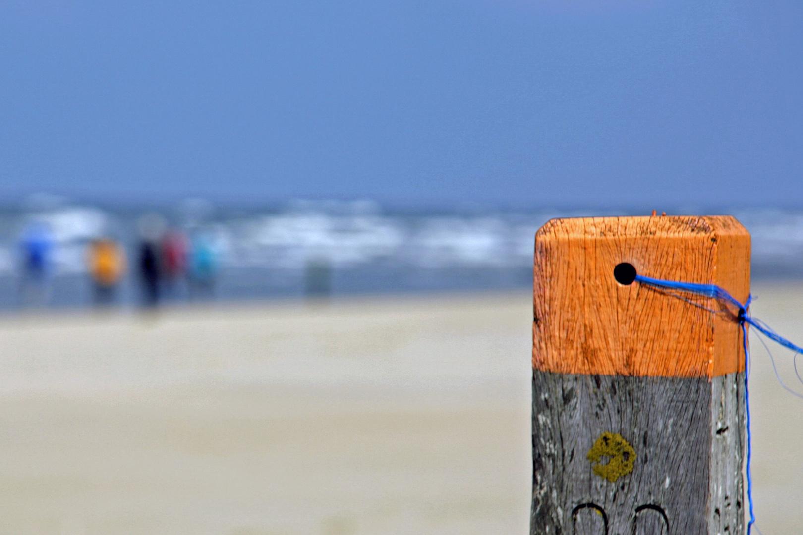 Farben am Strand................