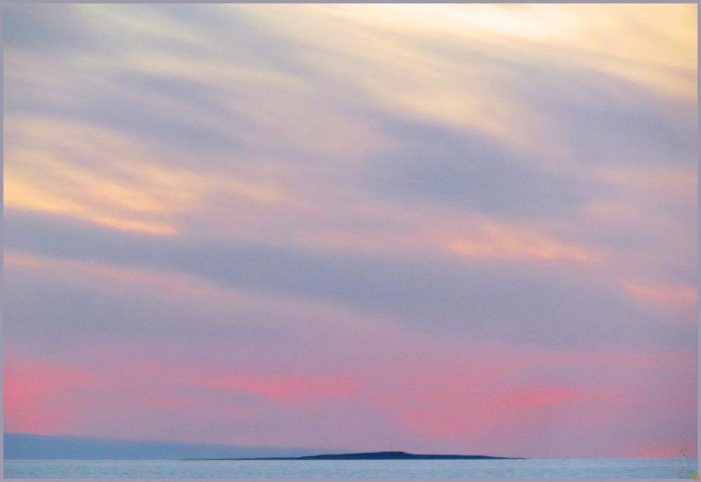 Farben der Arktis
