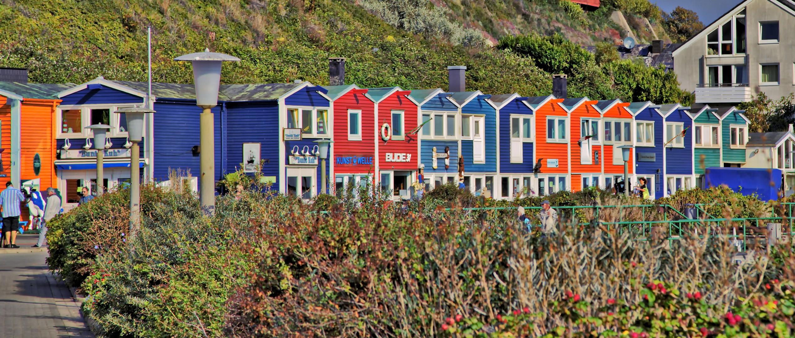 Farben der Insel