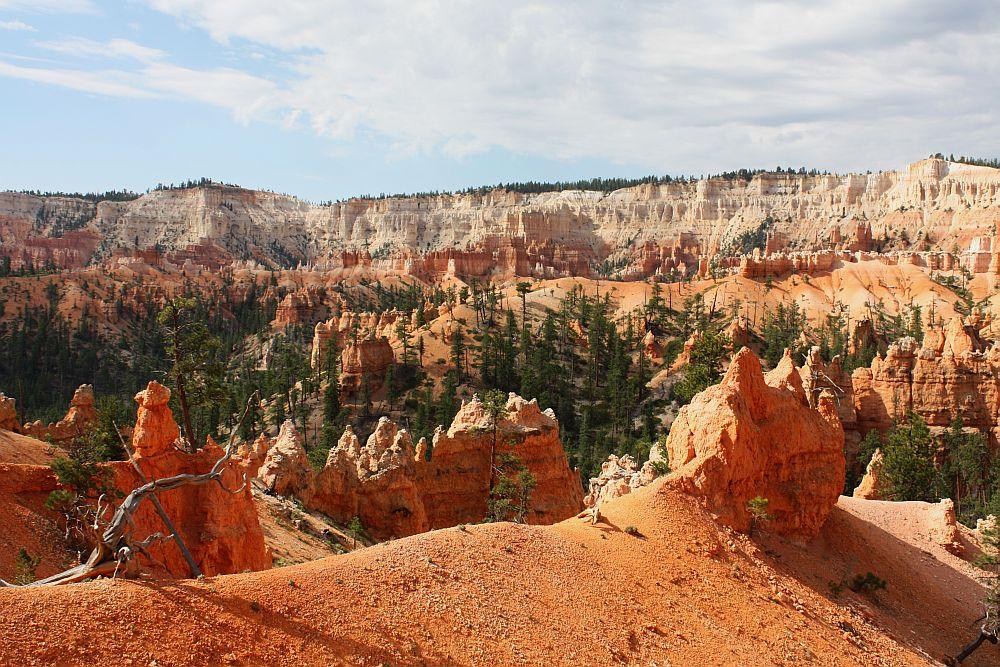 Farben des Bryce Canyon...