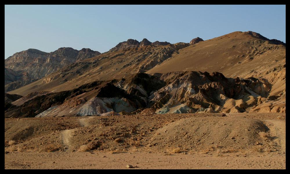 Farben des Death Valley II
