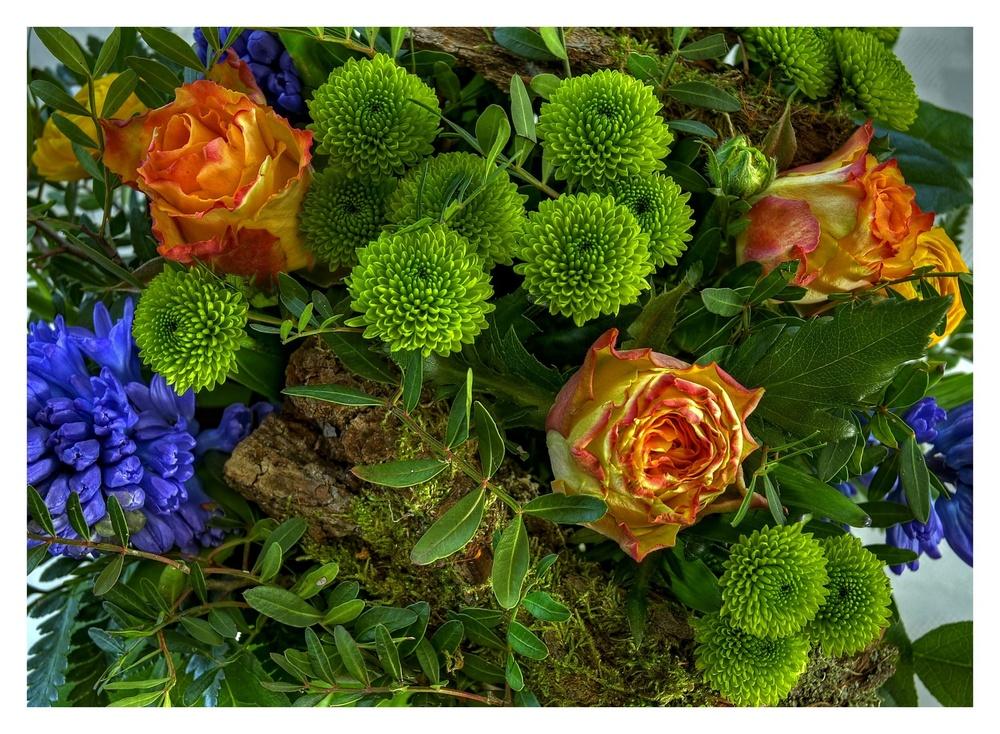 Farben des Frühlings...