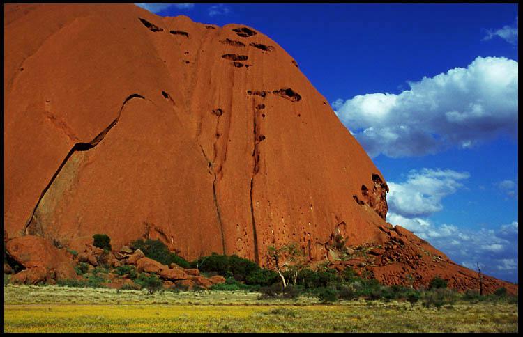 - Farben in Australien -