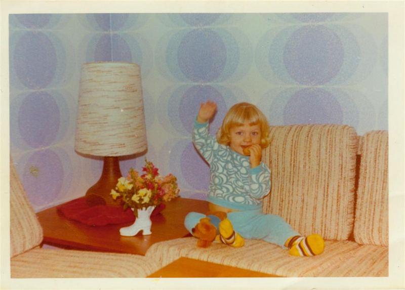 Farben in den 70'ern