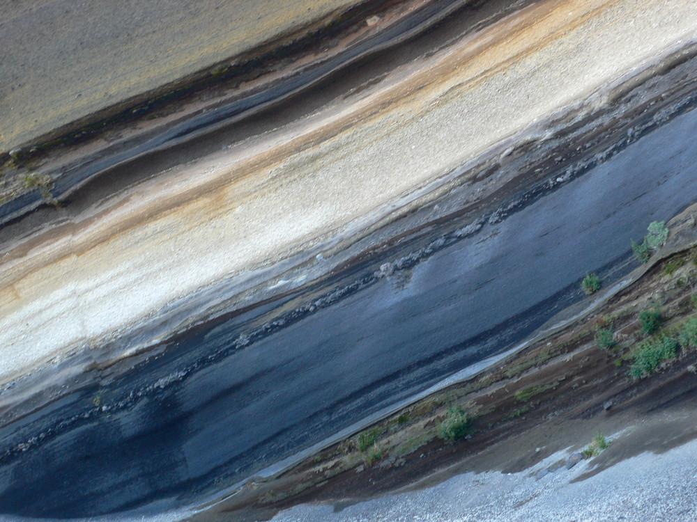 Farben in einer toten Landschaft - Teneriffa