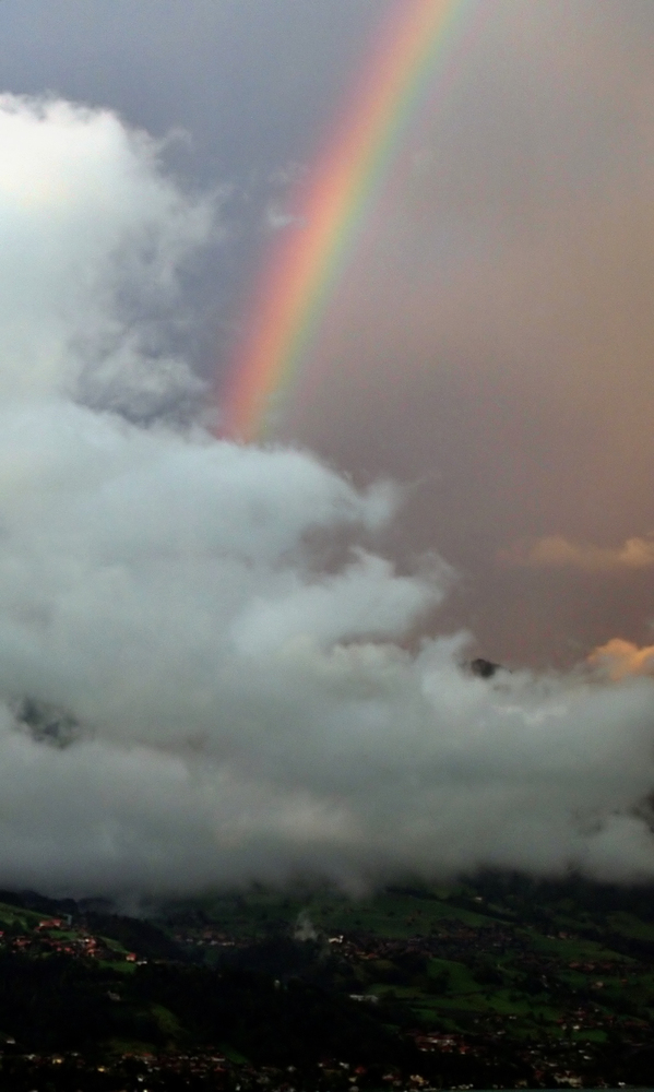 Farben nach dem Regen