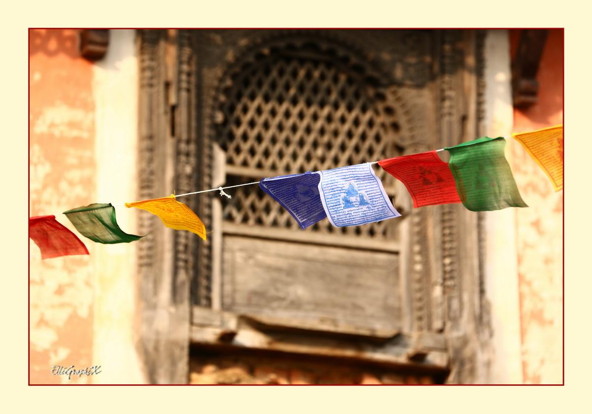 Farben Nepals