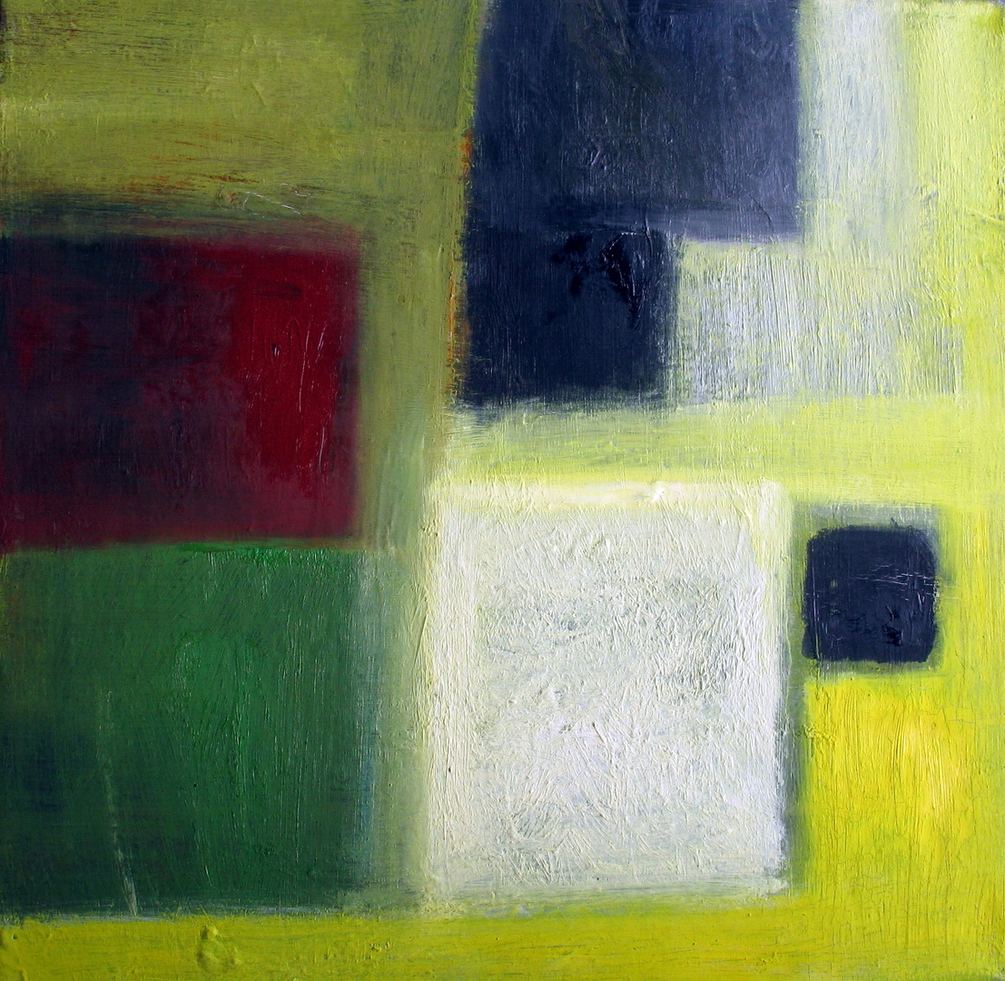 Farben und Formen 32 (auf Leinwand)