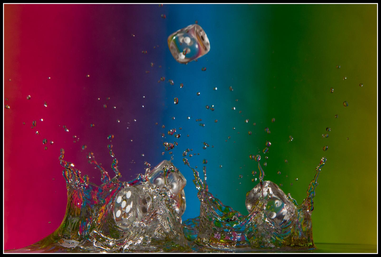 Farben-Würfel 02