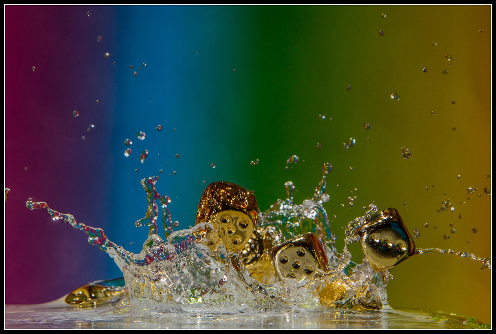 Farben-Würfel 04