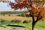 Farbenfroher Oktober