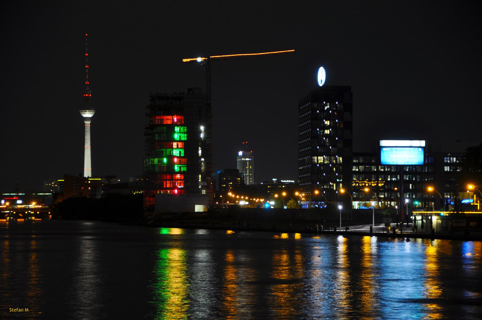 farbenfrohes Berlin