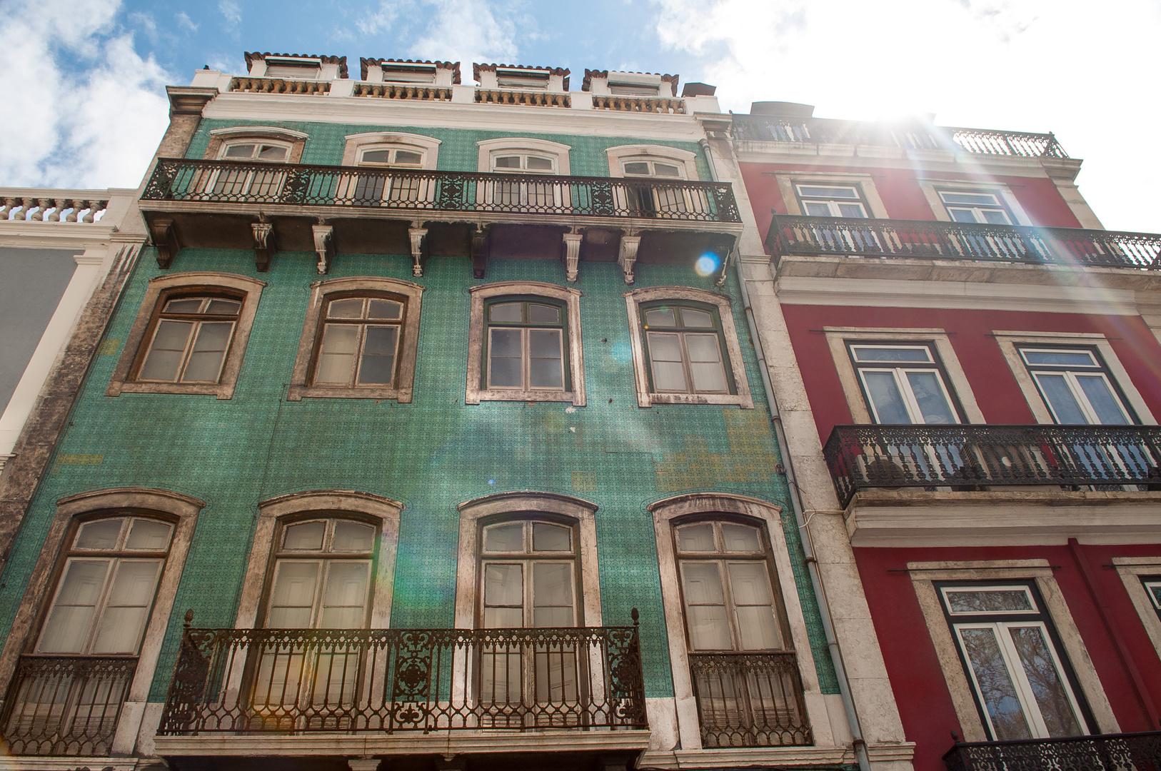 farbenfrphes Lissabon