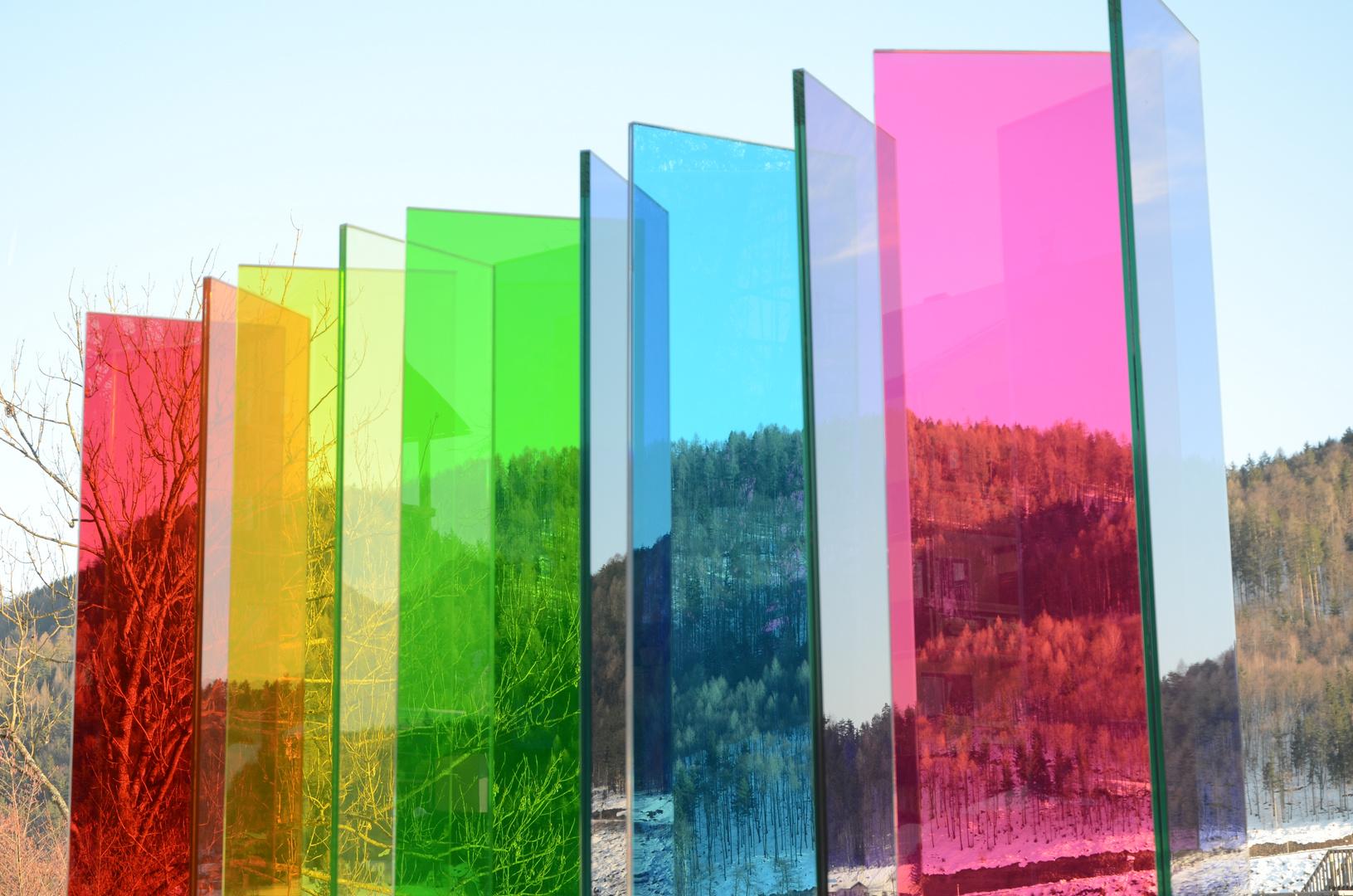 Farbenlandschaft