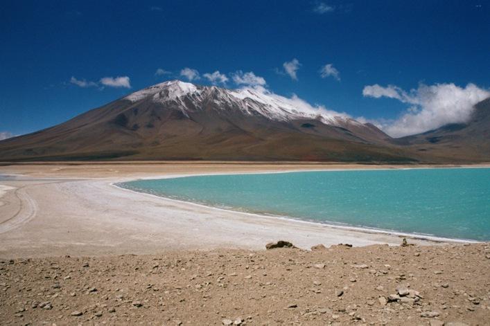 Farbenpracht der Anden (Chile)