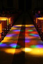 Farbenpracht in der Kathedrale von Palma