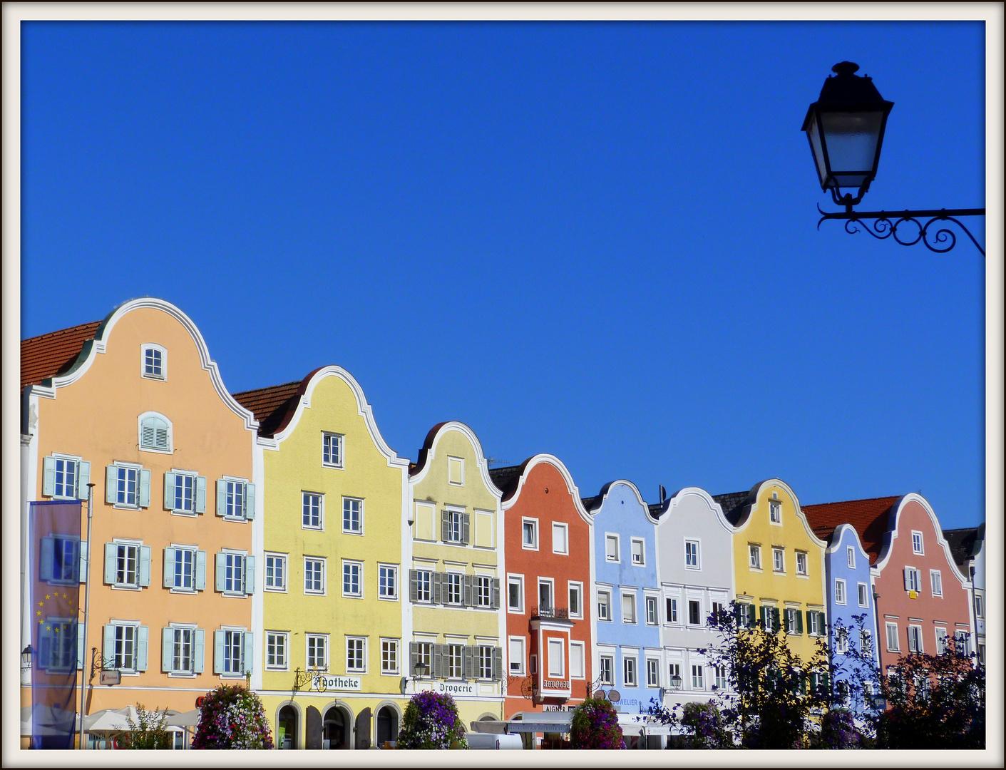 Farbenreich...
