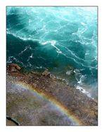 Farbenspiele am Niagara River